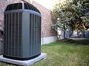 Air conditioner heat pump